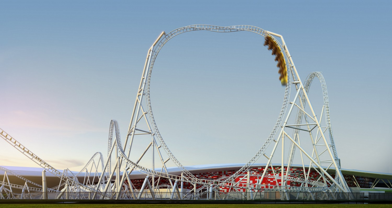 new coaster for ferrari world interpark. Cars Review. Best American Auto & Cars Review