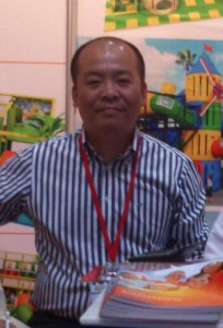 LIN MIAO - GENERAL MANAGER