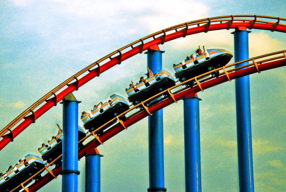 Six Flags sales boosted by higher attendance