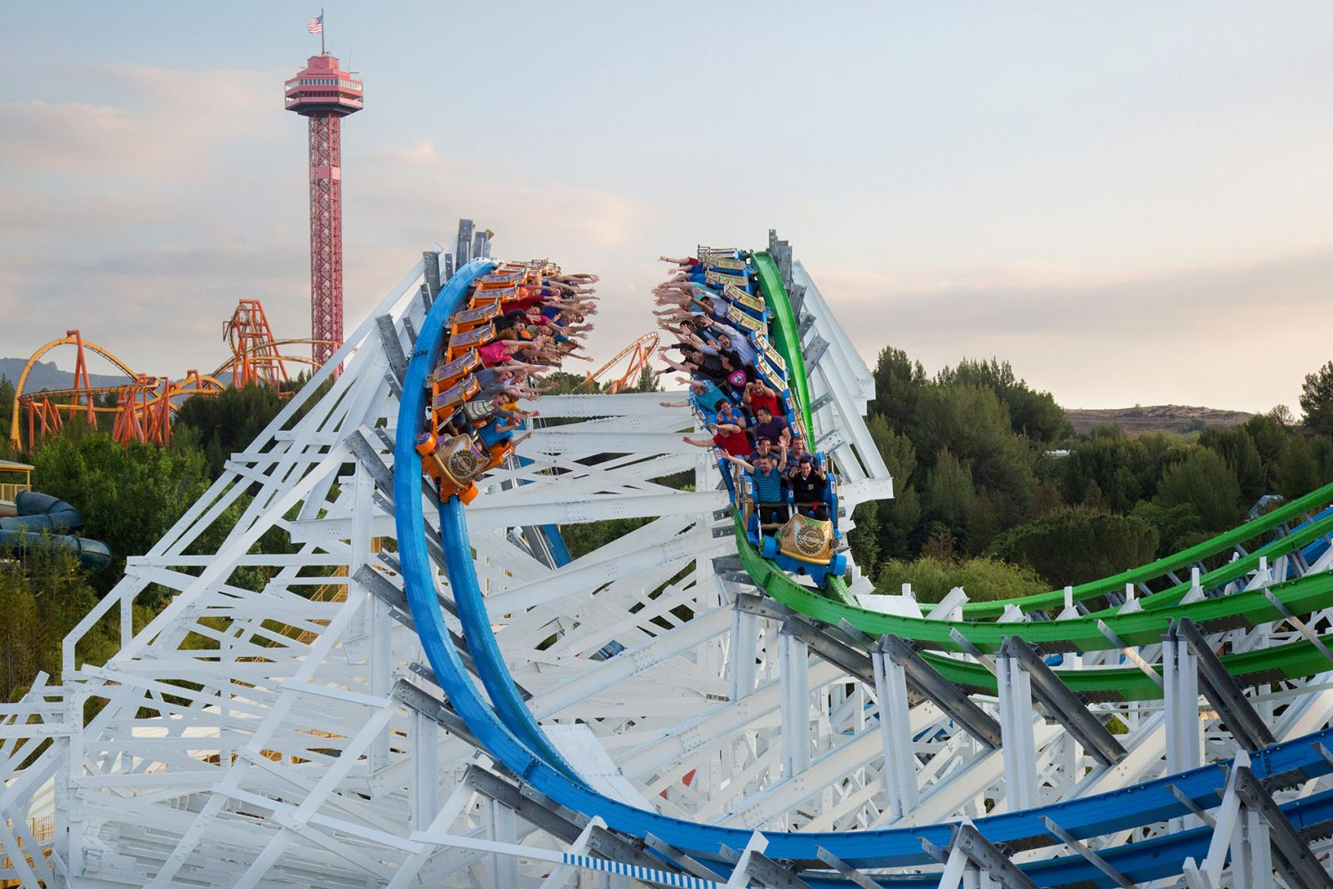 Six Flags Entertainment Corporation New
