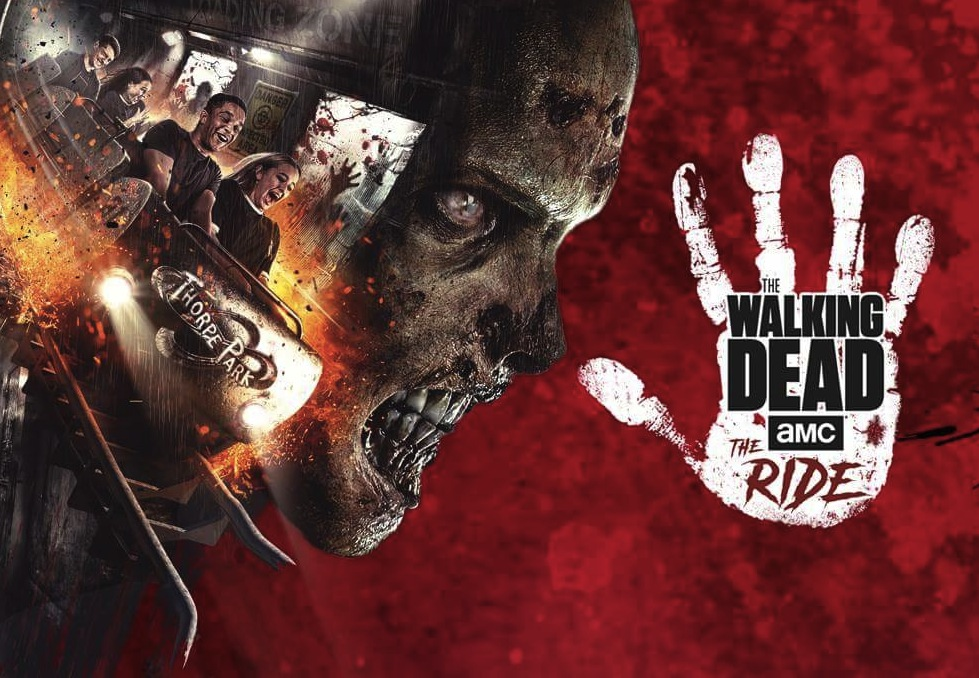 Thorpe Park is Getting the World's First Walking Dead Roller Coaster