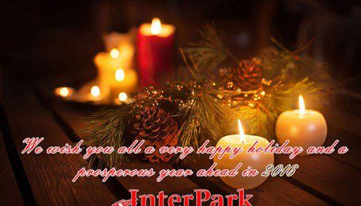 Season's Greetings from InterPark