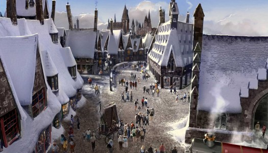 Hogwarts is coming to Hollywood