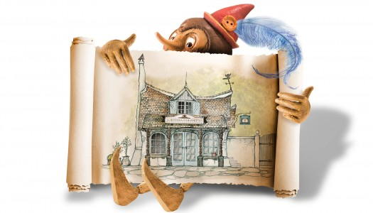 Efteling welcomes Pinocchio