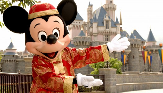 Disney welcomes Chinese New Year