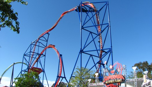 Management shake-up at Six Flags