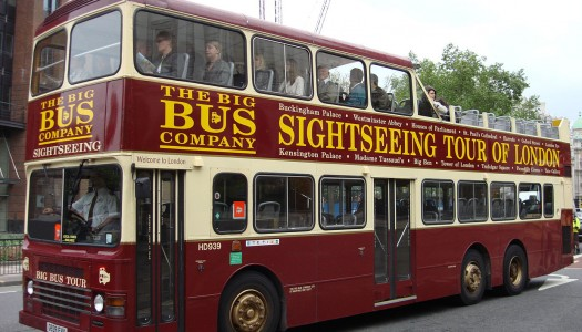Merlin invests in Big Bus Tours