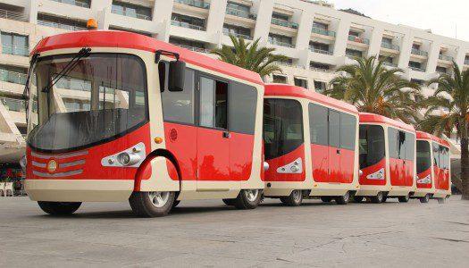 Deltrain launches urban tourist train