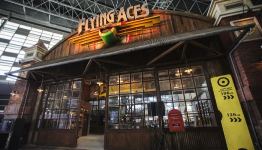 Flying Aces unveiled at Ferrari World