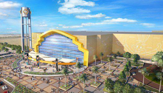 Warner Bros. themed destination set for Abu Dhabi