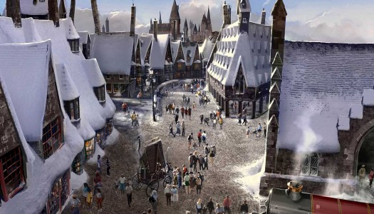 Wizarding World opens its doors in California
