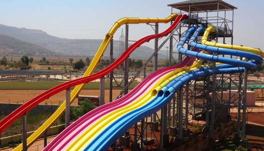 India's largest waterpark opens