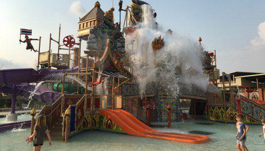 RamaYana waterpark opens in Thailand
