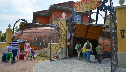 Gardaland opens Italy's first themed hotel
