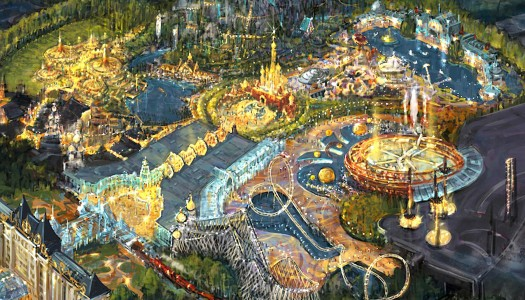 Russia approves plans for $4bn theme park