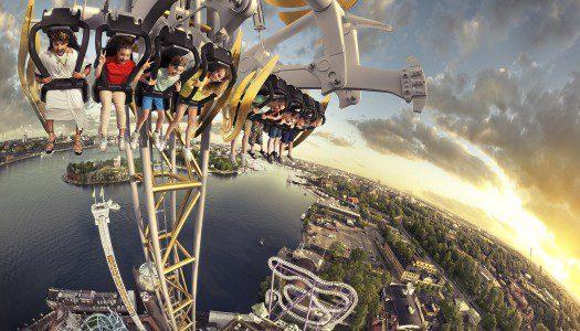 Gröna Lund to launch Intamin Sky Jump
