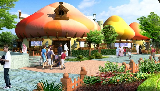 P&P pushes ahead with Motiongate theming project