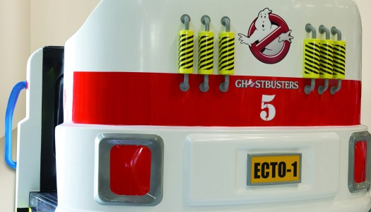 Ghostbusters to debut at Motiongate