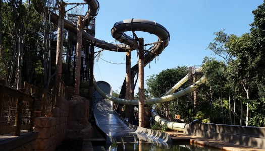 African waterparks: Chasing the Sun