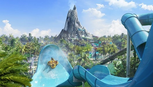 Volcano Bay to open at Universal Orlando in 2017