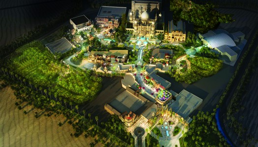 Bollywood Parks Dubai to feature Triotech attraction