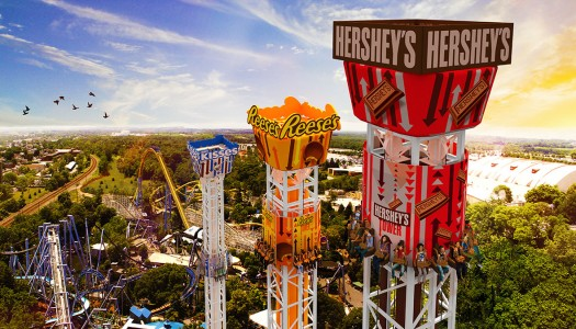 S&S to build triple tower complex at Hersheypark