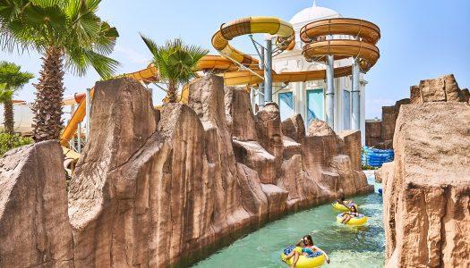 Legends of Aqua waterpark opens in Turkey