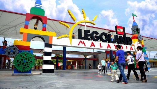 Revenues up for Merlin Entertainments