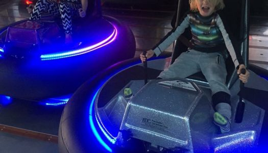 Busfabriken installs RDC bumper car attractions
