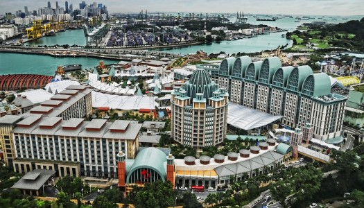 RWS named as Asia's best integrated resort