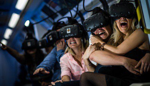 Simworx creates world-first VR dark ride