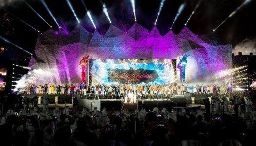 Dubai Parks and Resorts officially inaugurated