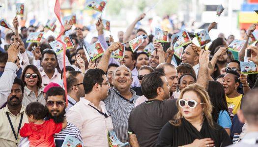 Picsolve: Capturing the moment in Dubai
