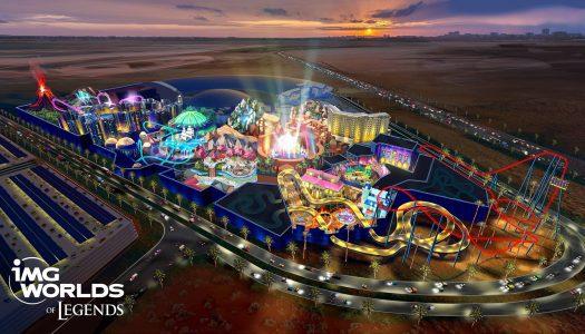 IMG Worlds unveils new theme park plans