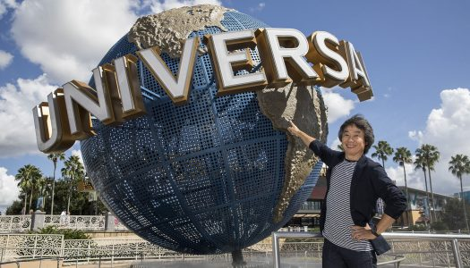 Universal resorts to welcome Nintendo attractions