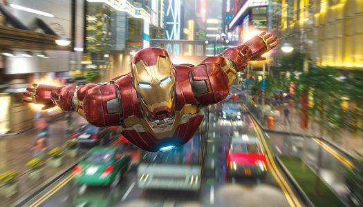 Iron Man Experience debuts at Hong Kong Disneyland