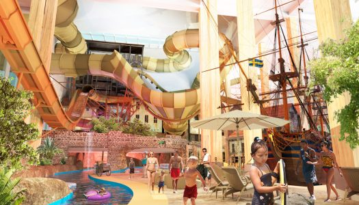 Liseberg planning major expansion with waterpark and hotel