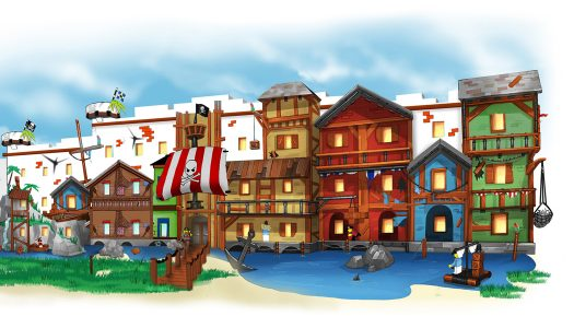 New hotels for Legoland California and Deutschland