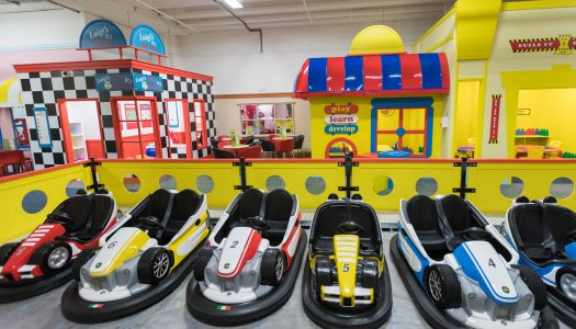 DP Leisure opens fifth 360 Play site