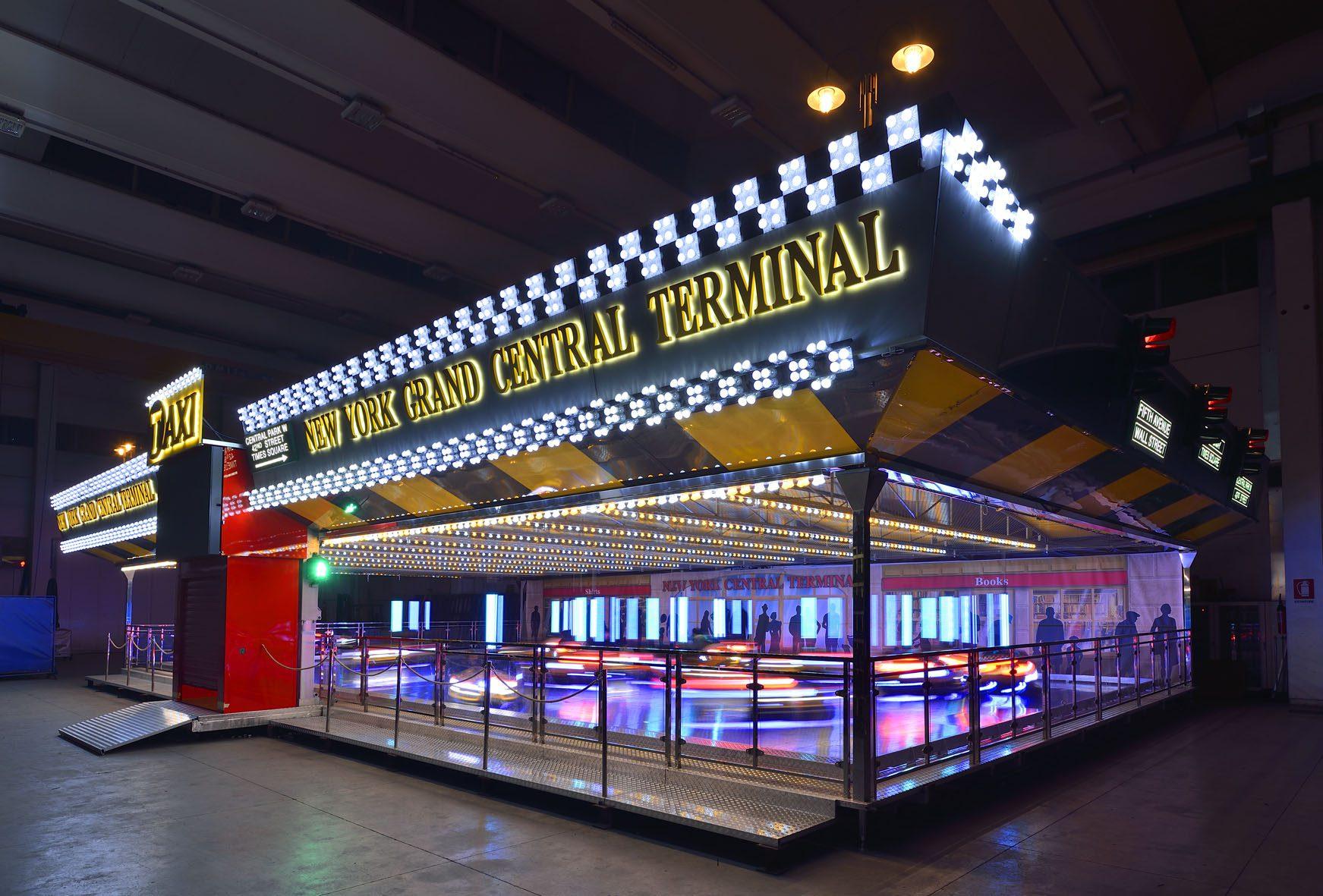 Lunds Tivoli Installs Gosetto Dodgem Interpark