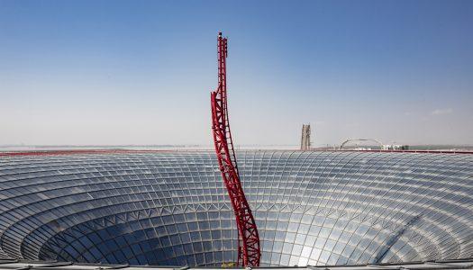 Ferrari World to open Turbo Track