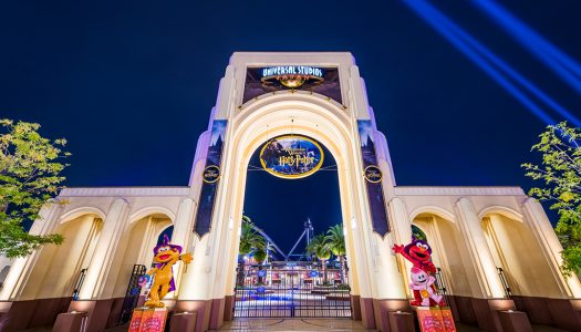 Comcast acquires remaining stake in Universal Studios Japan