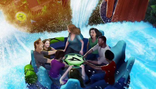 SeaWorld Orlando to launch Infinity Falls