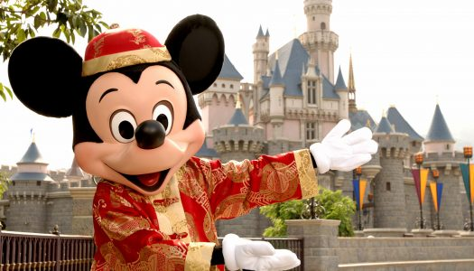 Hong Kong Disney receives funding approval