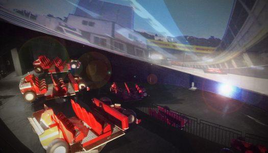 Simworx installs Racing Legends at Ferrari Land