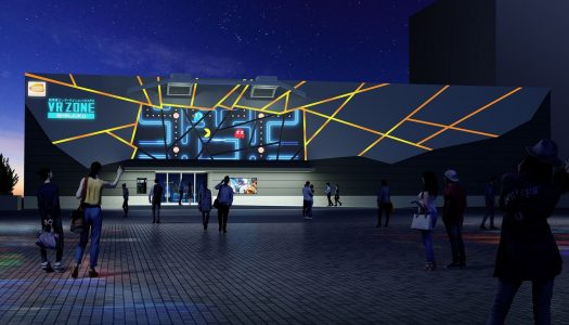 Namco to open Japan's largest VR entertainment facility