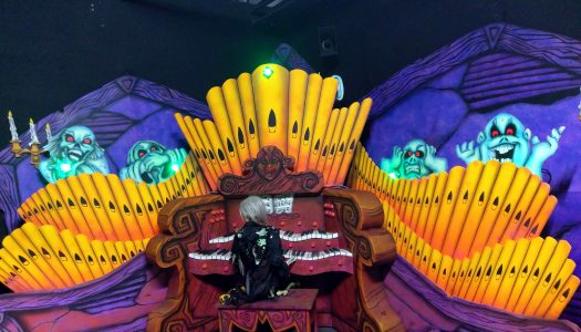 Lake Compounce upgrades Ghost Hunt dark ride