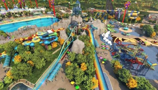 Haisan supplies rides to biggest waterpark in Southern China