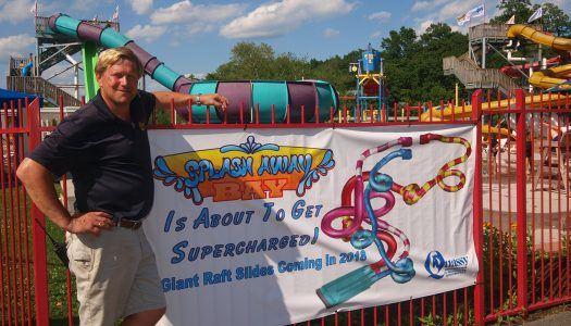 Splash Away Bay to get 'supercharged' for 2018