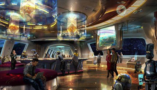 Disney plans Star Wars-inspired resort
